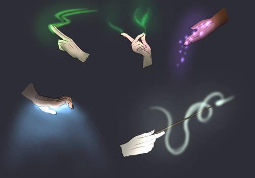 Magical practice