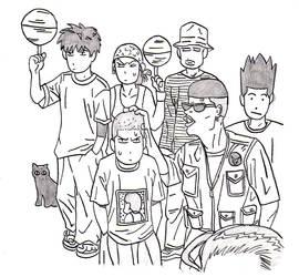 Slam Dunk by Mangakami