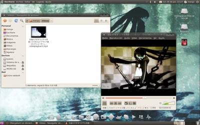BRS: Ubuntu by Mangakami