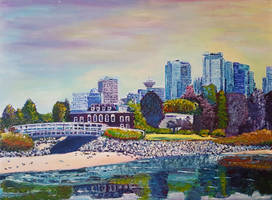 Stanley Park Discovery by Dennis64