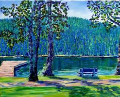 Cultas plein air by Dennis64