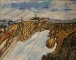 Whistler mountain by Dennis64