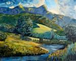 andrew Tischlers fantasy oils by Dennis64