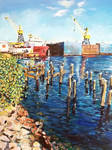 NV shipyards painting by Dennis64