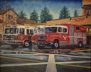 No. 1 Fire and Rescue by Dennis64