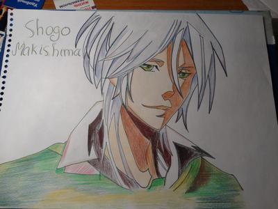 Makishima by 555LIDOK