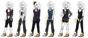 Bully : Jessy Williams Outfits