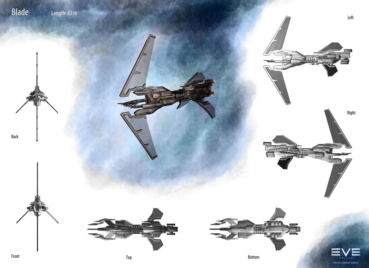 EVE Online - Blade by Peet-B