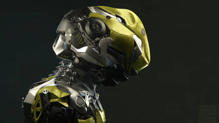 Launch Speed Helmet phase two