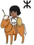 3rd Century BCE Numidian Light Cavalryman