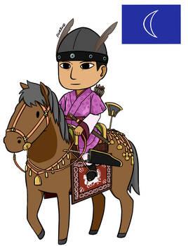 6-7th Century Silla Hwarang