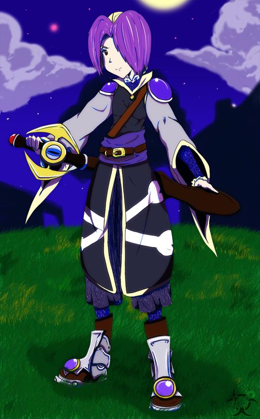 Jakkun the Dragon Slayer by ToxicRini