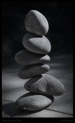 ID599 Pebble Balancing by Deviant-Darkr