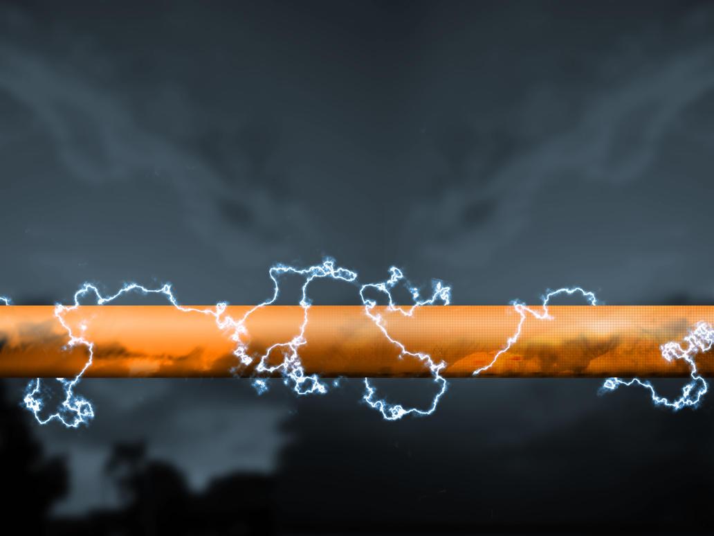 Lightning rod by cyber