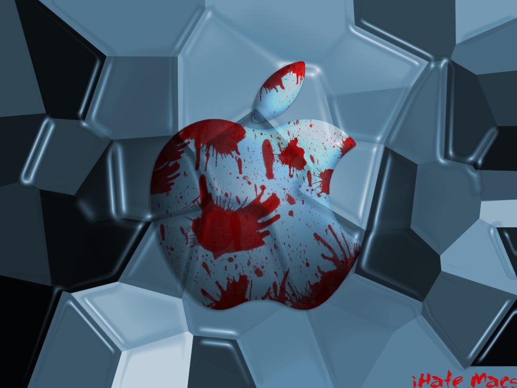 iHate Macs by cyber