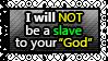 Freedom of religion... by BlackJill