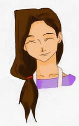 trisha elric +colored+ by oni18