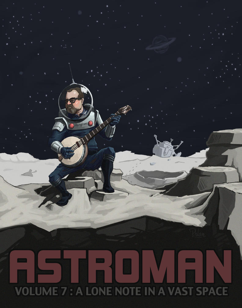 Astroman by NatePhlam