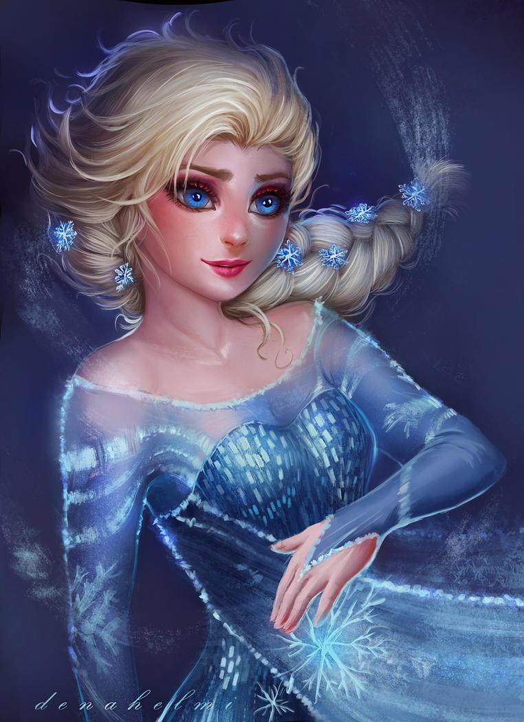 Elsa by denahelmi