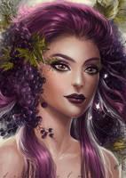Grape spirit by DenaHelmi