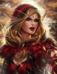 commission : Leyloriel Dawncaster