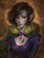 commission:Skyra by DenaHelmi