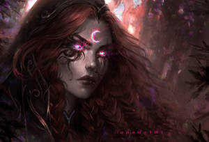 moon worshiper witch
