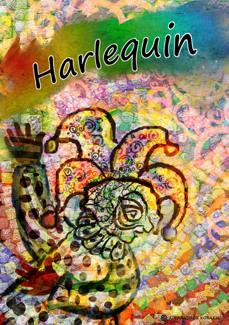 Harlequin ARTRAGE by alexkorakis
