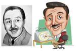 Caricature Disney