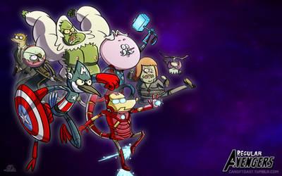 Regular Avengers