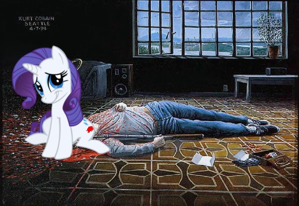 Rarity Y U Do Thees by regidar