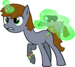 Littlepip from Fallout: Equestria