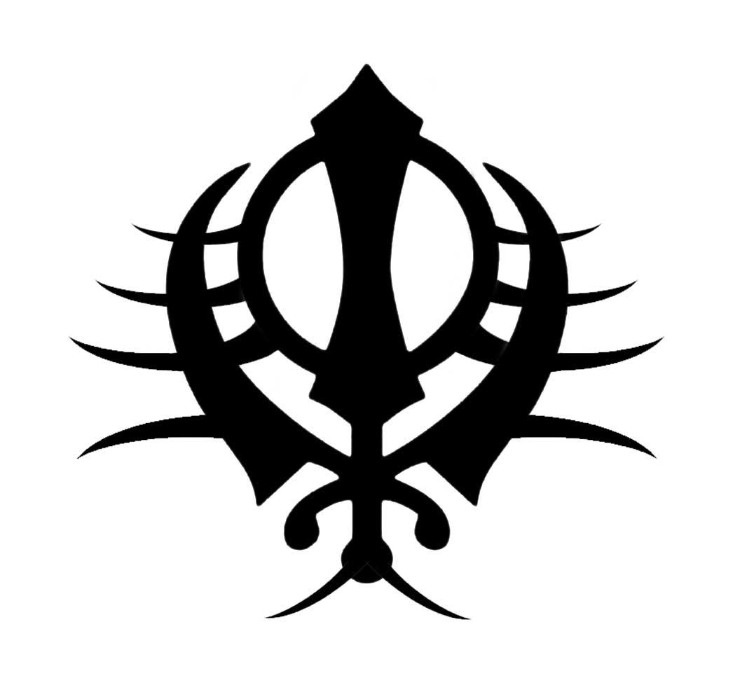Tattoo Designs Khanda: Tribal Khanda By Hashassin On DeviantArt