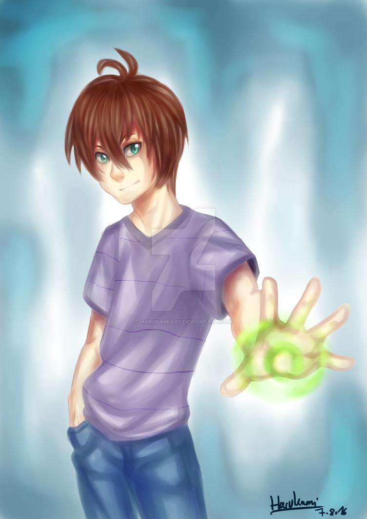 Random Paint by HarukamiART
