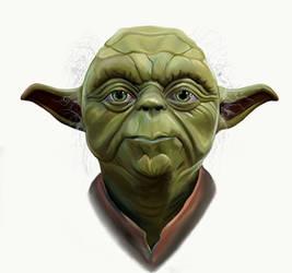 Yoda by Delectatios