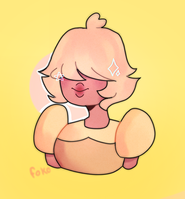 Padparadscha by fofko