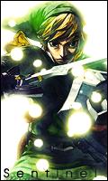 Avatar Link The legend of Zelda by SentinelArtema
