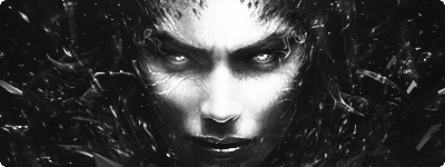 Starcraft 2 Singature (Kerrigan) BW version by SentinelArtema