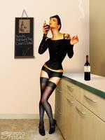 Red Wine by stefangrosjean