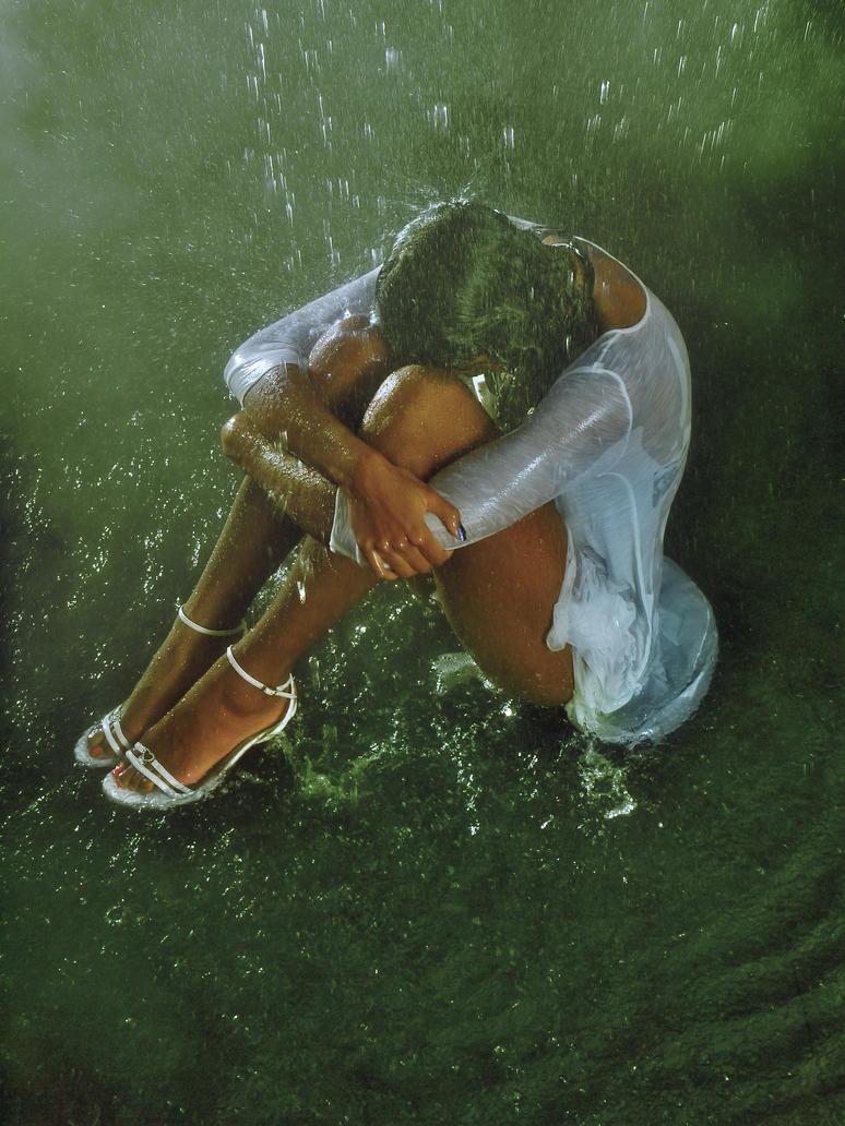 Summer Rain by stefangrosjean