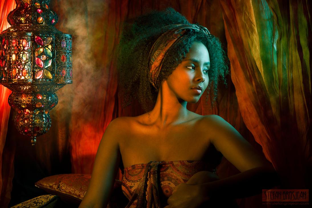 Arabian Nights by stefangrosjean