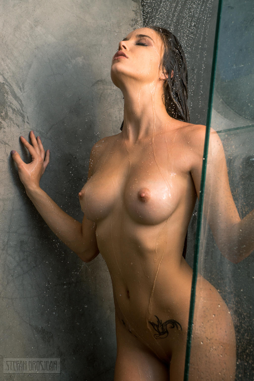 from Alfred most beautiful woman body naked