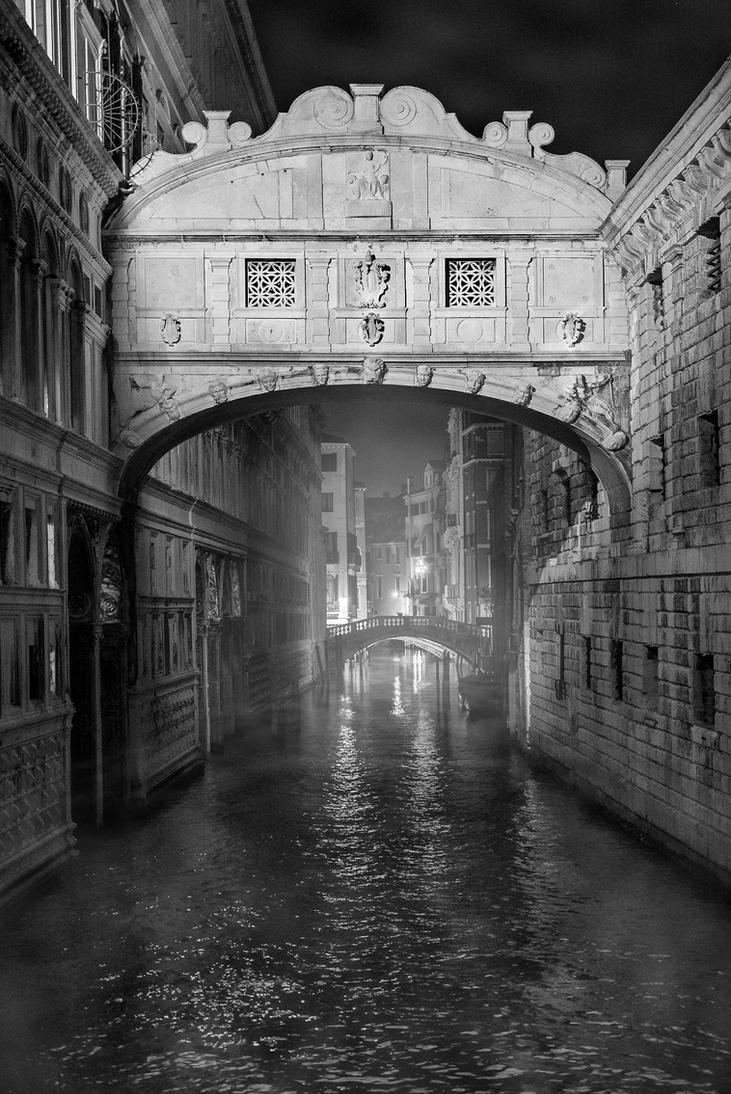 The bridge of sighs by stefangrosjean