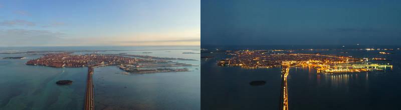 Venezia giorno e notte