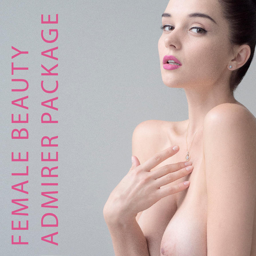 Female Beauty Admirer Package (3600px, logo) $29 by stefangrosjean