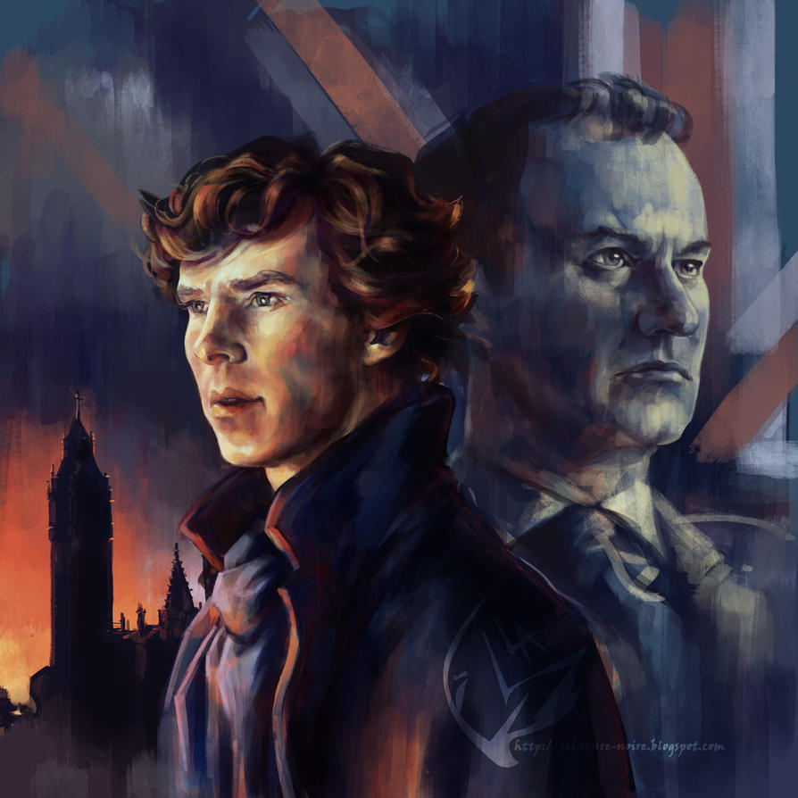 The Holmes by Alea-Lefevre