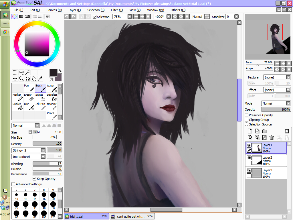 dead to me WIP by pokedanniella
