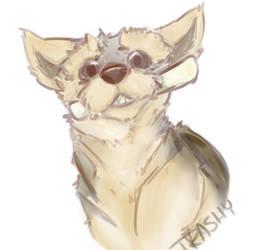 Puppo by APieceOfTrashy