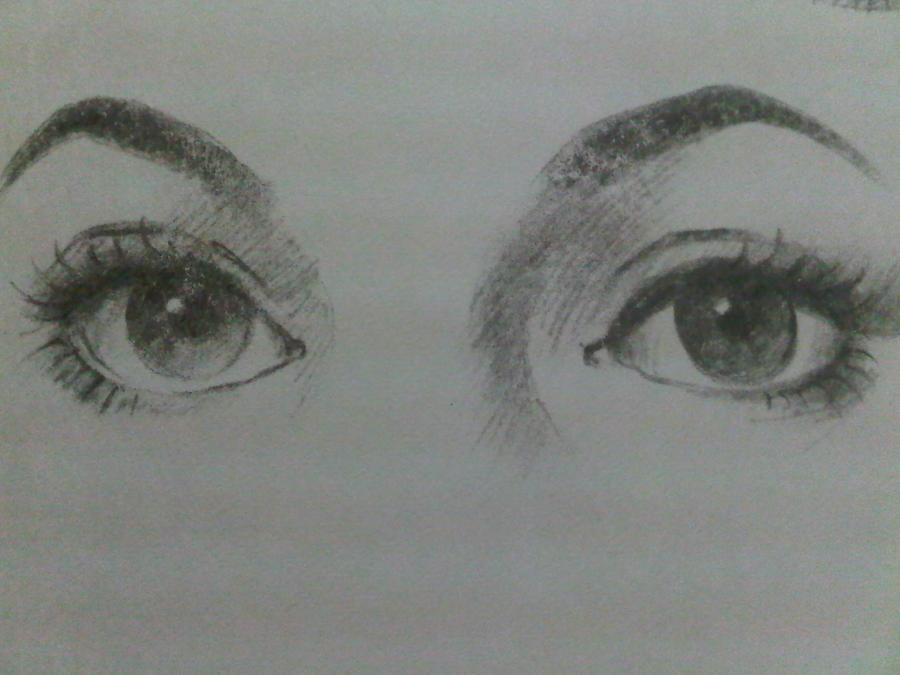 Eyes Way by MinMoon
