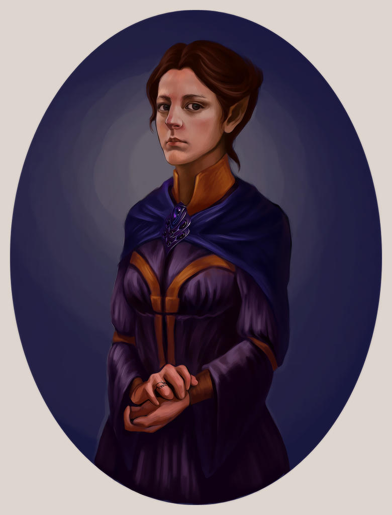 Lady by KibaPoLina